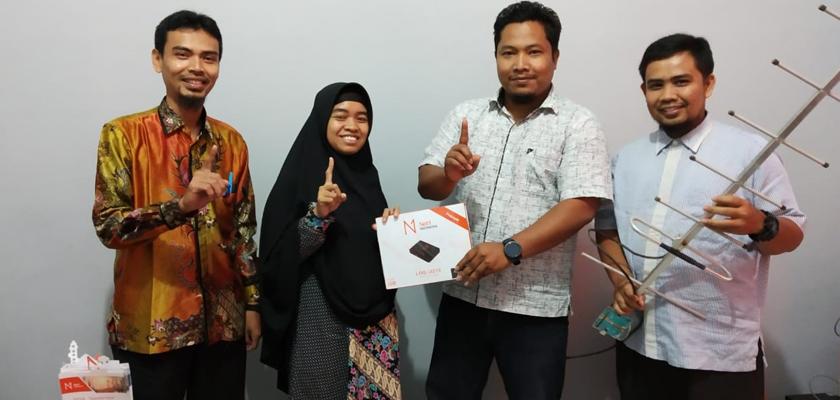 PCR dan NET1 Indonesia Berkolaborasi Tingkatkan Kualitas Jaringan Telekomunikasi Daerah Rural