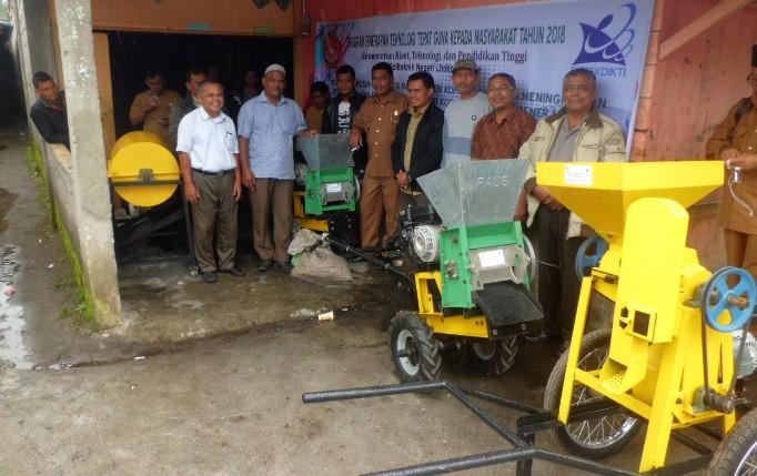 Tingkatkan Produksi Kopi, Politeknik Negeri Lhokseumawe Terapkan TTG Paska Panen Di Bener Meriah