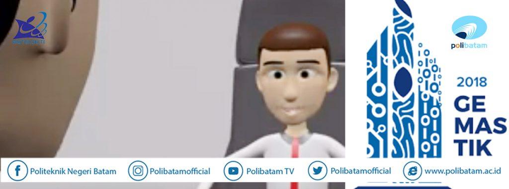 "Tim ""Lighting Bold Production"" Mahasiswa MJ Polibatam Masuk 10 Finalis Animasi Gemastik 2018"