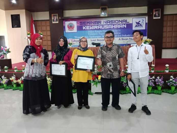 PNUP Gelar Seminar Nasional Kewirausahaan, Dihadiri 600 Mahasiswa