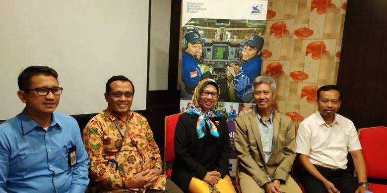 Politeknik Membangun Indonesia Emas dari 115 Juta Tenaga Terampil