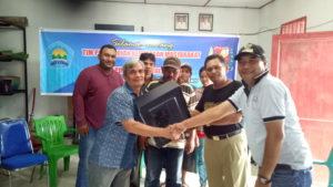 Kedatangan Tim Pengabdian Kemitraan Masyarakat Politeknik Negeri Medan
