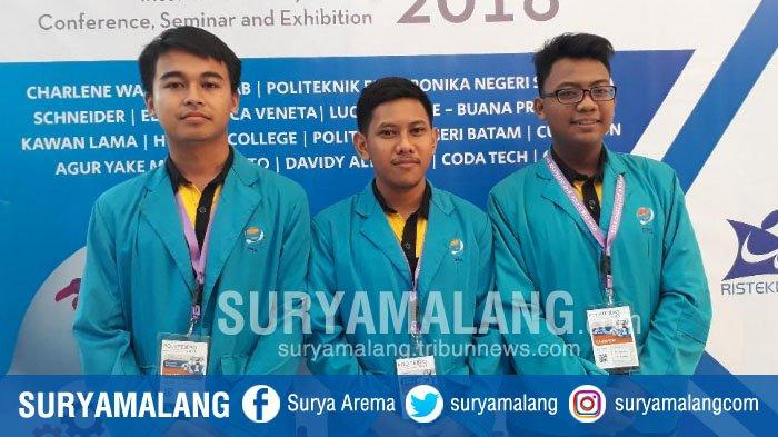 WAKE ME UP, Alat Keselamatan Pengendara Karya Mahasiswa Surabaya