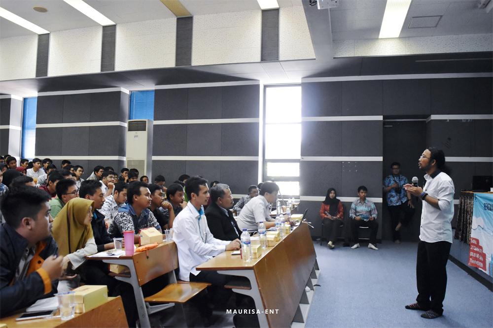 Ratusan Mahasiswa Minati Teknologi Energi Terbarukan