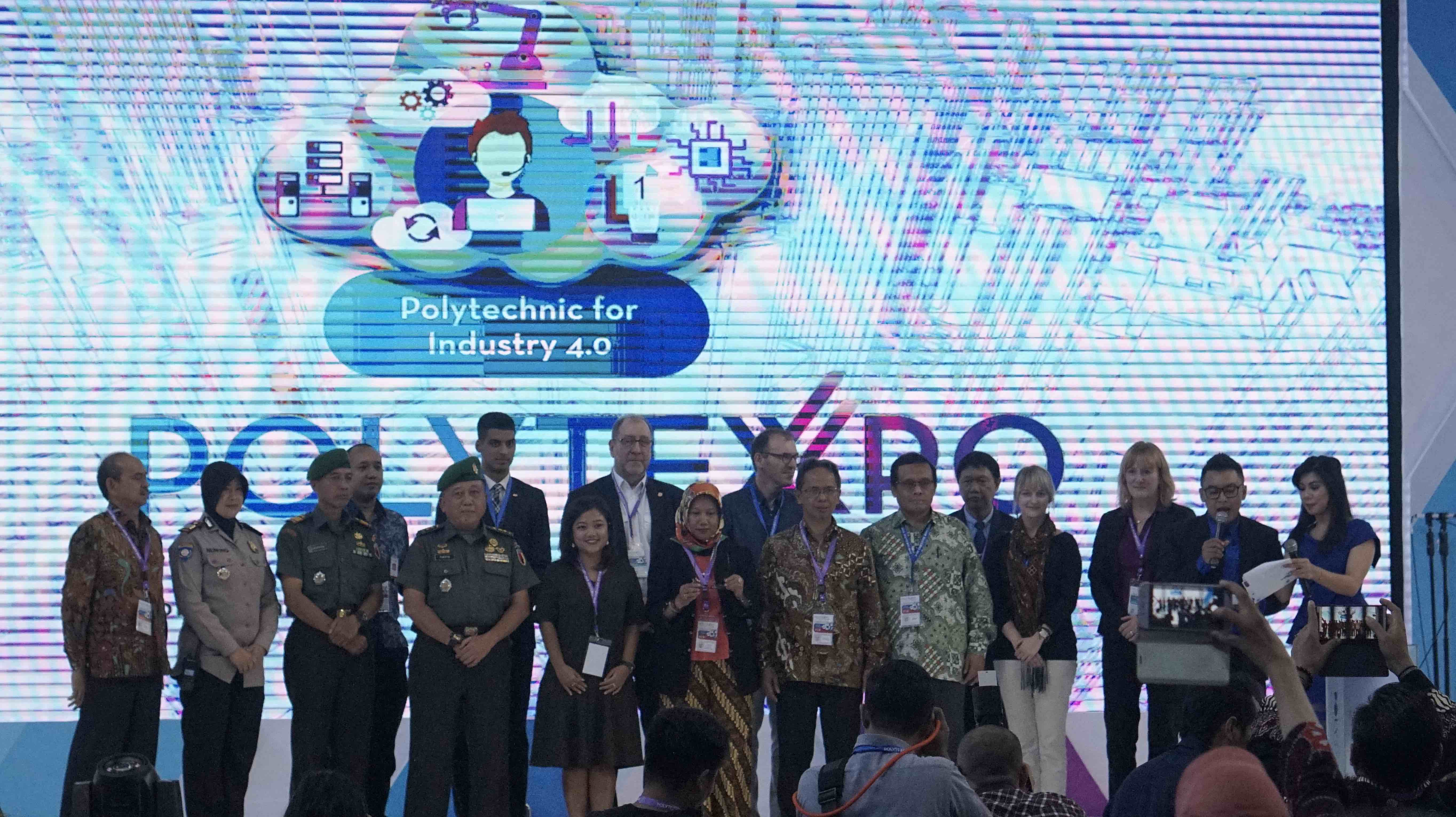 Politeknik Indonesia, Siap Jadi Motor Industri 4.0