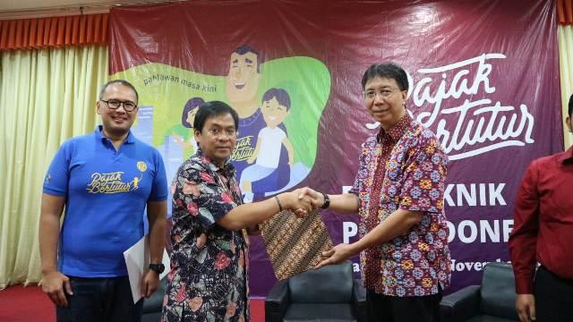 Wawasan Pajak Masuk Mata Kuliah Politeknik Pos Indonesia