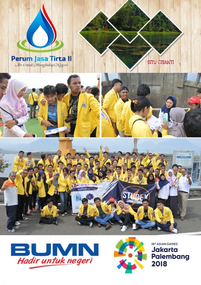 Kunjungan Politeknik Negeri Jakarta ke PJT II