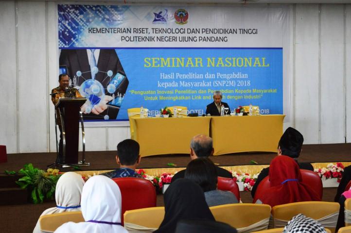 Politeknik Negeri Ujung Pandang Gelar Seminar di Karebosi Condotel