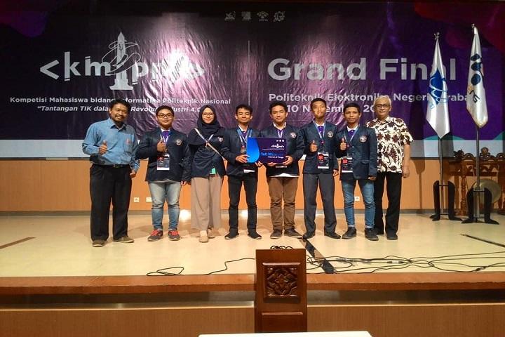 Prestasi Membanggakan Kembali Diraih Mahasiswa Politeknik Negeri Semarang