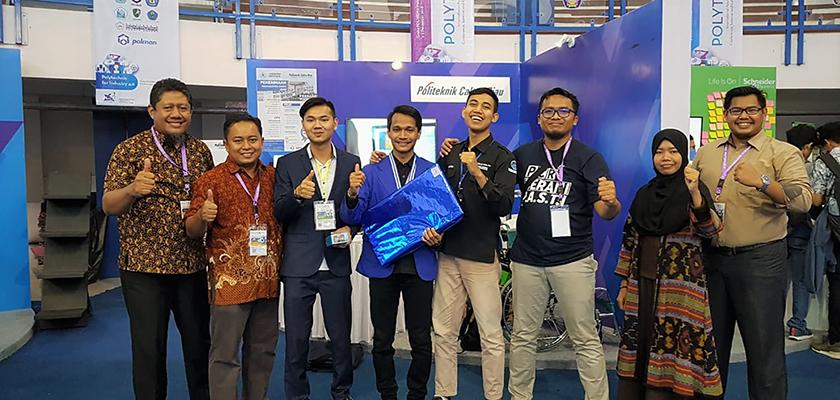 PCR Berhasil Meraih Juara 1 Pada Lomba Cipta Kepastian