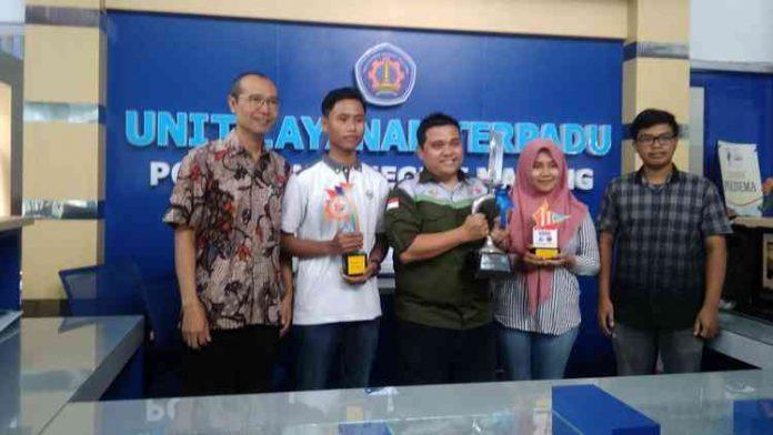 Mahasiswa Teknik Sipil Polinema Kembali Toreh Juara Umum KGBI