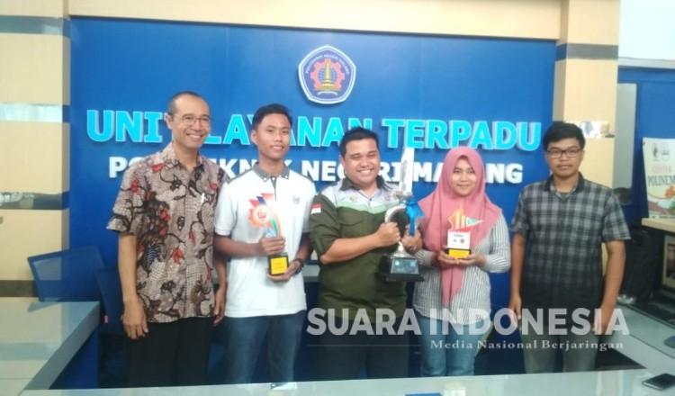 Polinema Raih Juara Umum Kompetisi Bangunan Gedung Indonesia