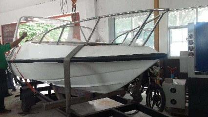 Produk Unggulan Politeknik Negeri Banyuwangi, Bidang Manufaktur Kapal