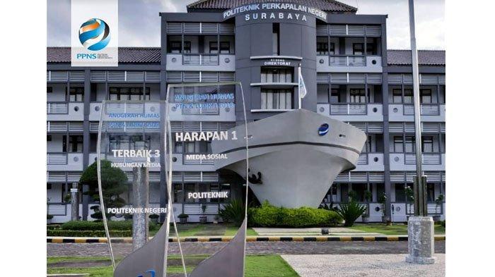 Politeknik Perkapalan Negeri Surabaya Raih Gelar Anugerah Humas dari Kemenristekdikti