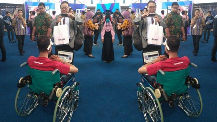 Kursi Roda Listrik Karya Dosen dan Mahasiswa Asal Riau, Bisa Dikendalikan dengan Pikiran