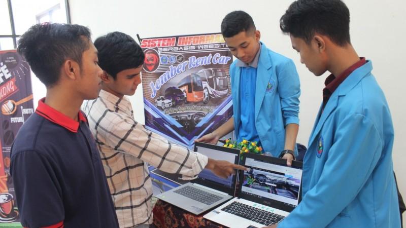 Gelar IT Exhibition III, Politeknik Negeri Jember Dukung UMKM Songsong Industri 4.0