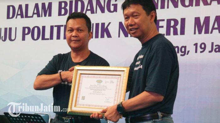Politeknik Negeri Malang Syukuran Usai Terima Akreditasi A dari Kemenristekdikti