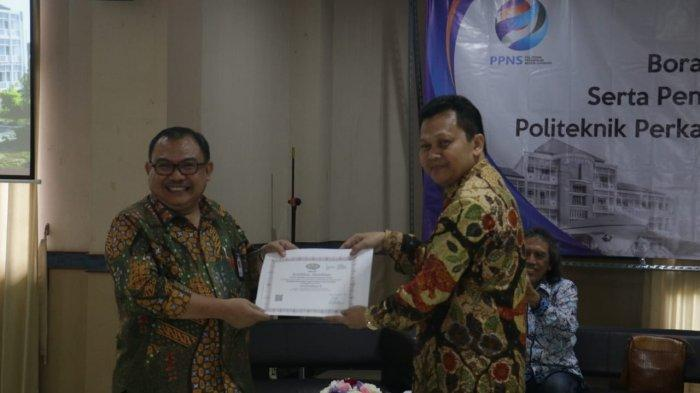 PPNS Raih Akreditasi A dari Kemenristekdikti, Masuk 2% Perguruan Tinggi Terbaik di Indonesia