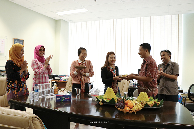 PICO PENS Kembali Gelar Welcome Party Guna Sambut Dua Mahasiswa Program Student Exchange