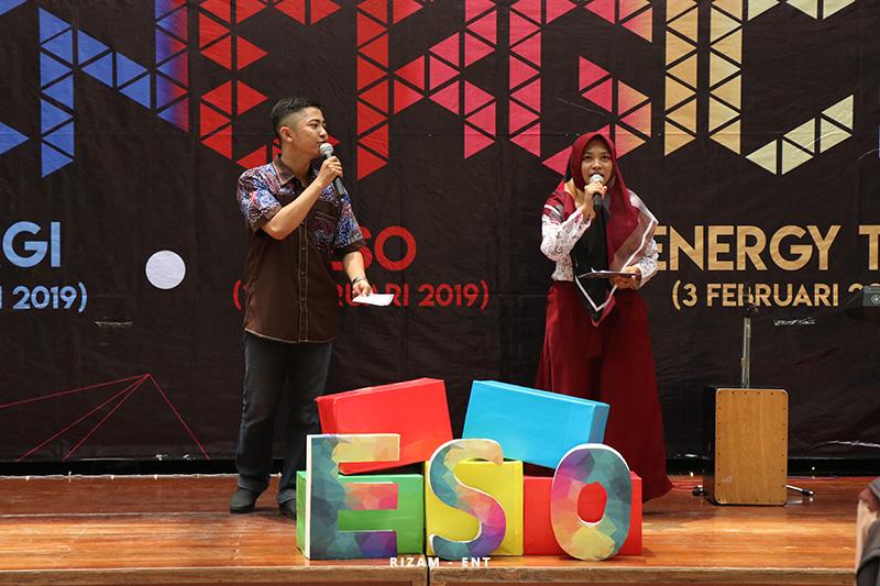 Hima Energi Sukses Gelar Energy Science Olimpiade pada ENERGIC 2019