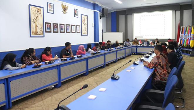 Perkuat Sinergi Perancis-Indonesa, IFI Kunjungi Polinema Malang