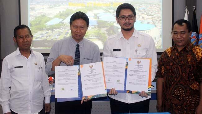 Pemkot Pasuruan Jalin Kerjasama Dengan Poltek Negeri Malang