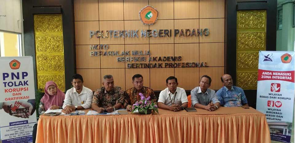 Kuliah di Politeknik Negeri Padang, Selesai Langsung Kerja di PLN