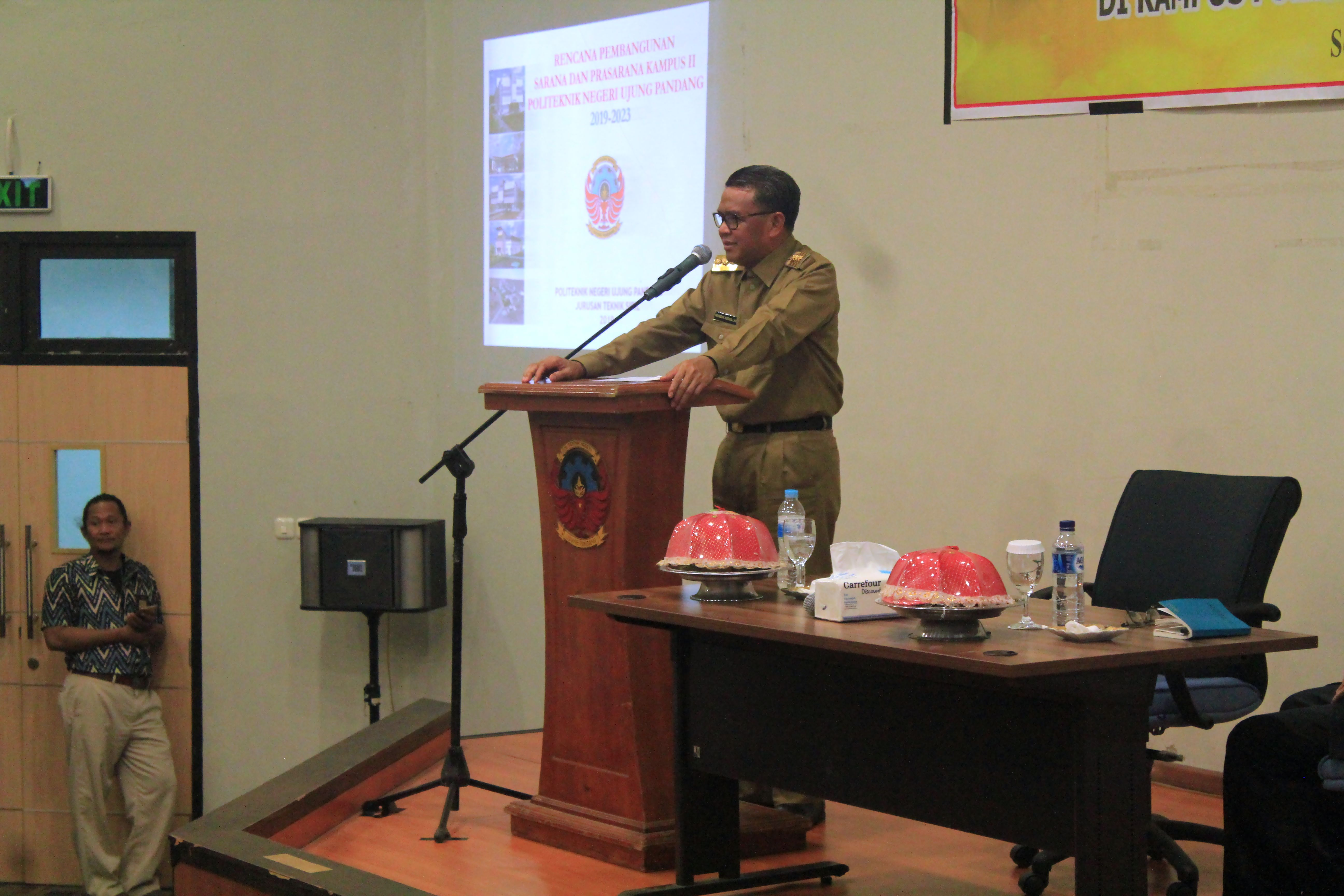Gubernur Sulsel Kunker ke PNUP, Dorong PNUP Lakukan Triple Helix