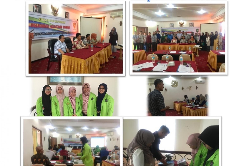 """Akuntansi Manajerial Gelar """"Pelatihan Akuntansi Syariah"""" se Kota Samarinda 2019"""