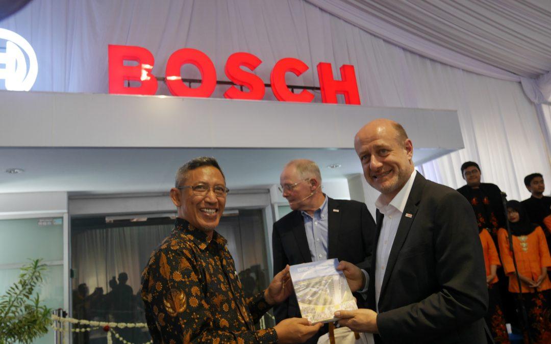 """PT Bosch"" Ajak PENS Mengembangkan Kantor Cabang Baru"