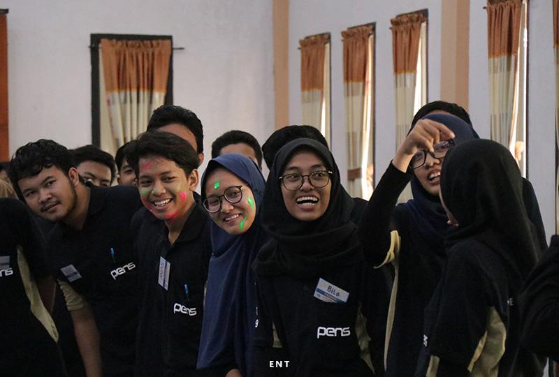 Gali Potensi Diri Mahasiswa, PENS Kembali Gelar Life Management Training 2019