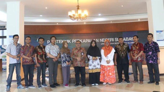 Tujuh Mahasiswa Politeknik Perkapalan Negeri Surabaya Ikuti Program IAC, Kuliah dan Kerja di Taiwan