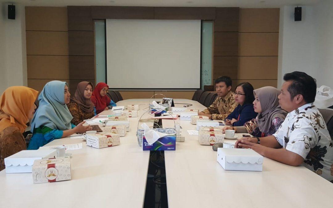Inspektorat Jenderal Pilih PENS Untuk Studi Banding