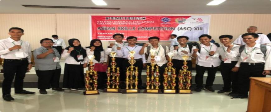 PNUP Raih Lima Juara di Selekda ASC XIII 2019
