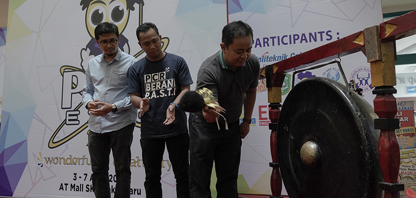 Meriah, PCR Edu Expo 2019 Kembali Digelar