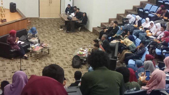 PNUP Gelar Seminar Nasional, Bahas Pengelolaan Daur Ulang Limbah